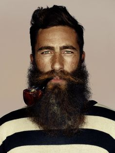That's a great beard.