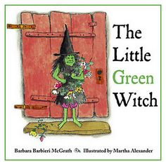 The Little Green Witch -- just like the story the Little Red Hen