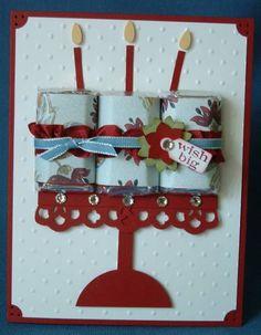 bday card w candy