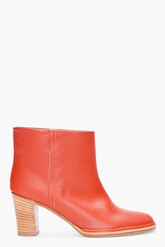 MAISON MARTIN MARGIELA  Brandy Ankle Booties