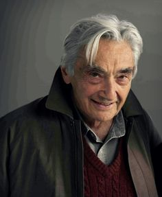Howard Zinn, not afraid to tell American history like he saw it, warts and all.