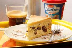 Torta de ricota - Ricotta Cake
