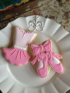 Balerina cookies