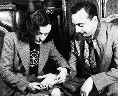 Edith Piaf & Django Reinhardt...  I Want A Sweater Like Hers <3 <3