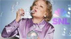 Betty White! I love her!