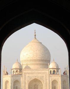 .Taj Mahal