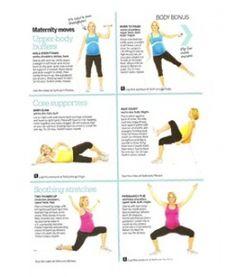 Maternity Fitness