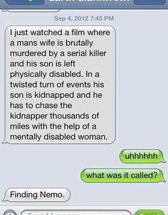 haha. I laughed.