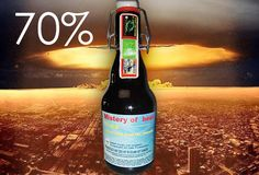 Top 10 of the strongest beers of the World !  The first one is the Mistery Of Beer and come from Neenderland !