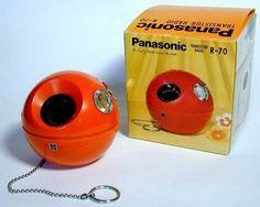 Panasonic Radio - I had one of these in white!!