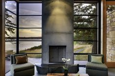 ~Holly McKinley fireplace~