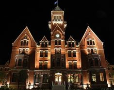 Danvers State Insane Asylum- a creepy history, name, and read about the things that went on there.