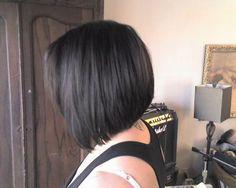 ...   Long Stacked Haircuts, Diagonal Forward and Short Aline Bob