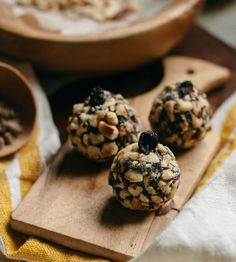 Hazelnut Cardamom Chocolate Truffles