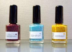 Serenity nail polish collection