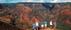 Waimea Canyon Lookout: gohawaii.com/Kauai: Official #Kauai Travel Site: Find Vacation & Travel Information #Hawaii