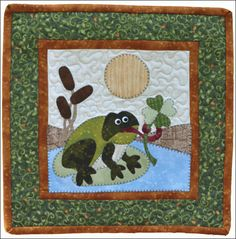 March Frog