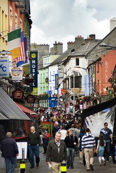 Galway Ireland, Go there! #travel #ireland
