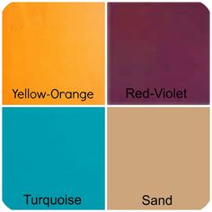 Would love to hear your feedback on the emotion behind the warm colors of the color wheel. #inventyourimage #blogpost #colorcombinations