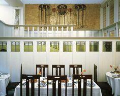 Charles Rennie Mackintosh Mrs Cranston Tea Room