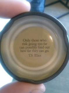 Honest tea quote