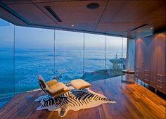 interior, ocean views, window, the ocean, the view, glass, homes, dream houses, la jolla