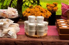 Picnic party food ideas