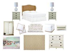 GuestRoomMainFloor. beachy bedroom
