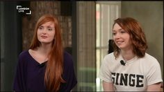 Our discussion yesterday on London Live about Gingerism - what do you think about the issues discussed? #redheads