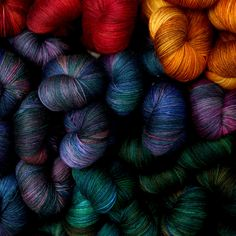 Wool Rainbow