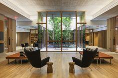 Ballinger Interior Design : Barnes Foundation, Philadelphia Pa