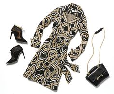 DVF WRAP OF THE MOMENT: THE BRUNA