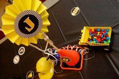 construct parti, birthday parti, josh truckin, construction birthday, construction party, centerpiec idea, table centerpieces, parti idea, construct birthday