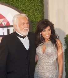 Mr. & Mrs. Kenny Rogers