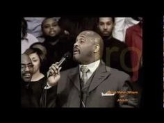 "Bishop Marvin Winans sings ""I Feel Like Going On"""