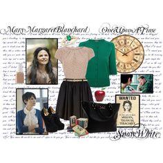 Snow White / Mary Margaret Blanchard