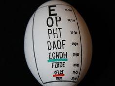 egg eye chart