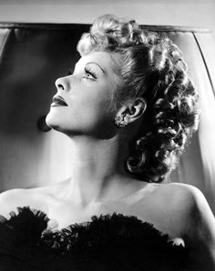 """Lucille Ball - before she was """"I Love Lucy"""".."""