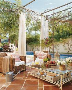 Butacas de terraza
