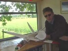 Remote controlled airplane made entirely of 3D-printed parts!