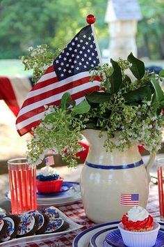 July 4th Picnic on a Budget