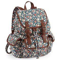 Olsenboye Ditsy Floral Backpack