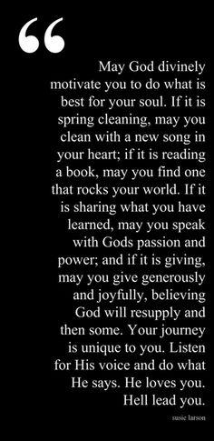 Start of Day Blessing