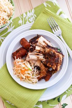 Pork Recipes : Healthy Braised Pulled Pork Recipe