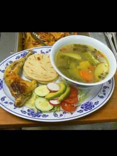 Comida típica de Honduras !