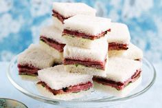 Roast Beef Tea Sandwiches is a very quick to prepare recipe that will be very popular. Serve with tea, wine or champagne.