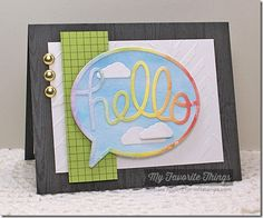 Grand Greetings, Grid Background, Wood Plank Background, TRANSFORM-ables Say Hello Die-namics, Witch Way Is the Candy? Die-namics, On the Diagonal Stencil - Barbara Anders #mftstamps
