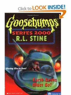 Earth Geeks Must Go! (Goosebumps Series 2000, No 24) by R. L. Stine. $0.01. Series - Goosebumps Series 2000 (Book 24) | Lexile Measure: . Publisher: Scholastic (December 1999). Publication: December 1999. Author: R. L. Stine