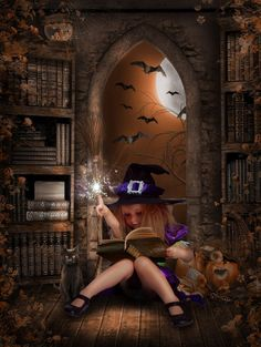 learning magical spells