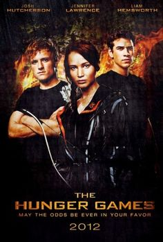 The Hunger Games..... Can't wait!!! :-)